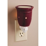 Ceramic Plug In Wax Melter